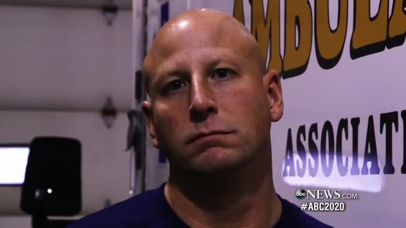 Firefighter Works Three Jobs to Support His Family - A Hidden America with Diane Sawyer PART 1_4