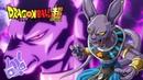 Dragon Ball Super - Beerus Madness / Hakai Theme   Epic Rock Cover