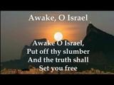 Awake O Israel - Zeal of God - I Lay in Zion with Lyrics