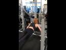 Katherine's training from Nuno