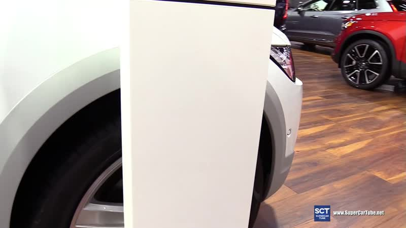 2018 Volvo V90 Cross Country Ocean Edition - Exterior Walkaround - 2018 Montreal Auto Show