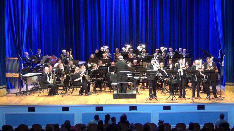 Volga-Band - Lassus Trombone (by Henry Fillmore)