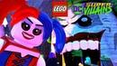 LEGO DC Суперзлодеи Super Villains на русском языке прохождение Часть 3 БАНДА ДЖОКЕРА