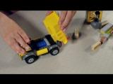 Lego Juniors. Стройплощадка