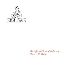 Johann Sebastian Bach альбом The Official Classical Collection, Vol. 5 J.S. Bach