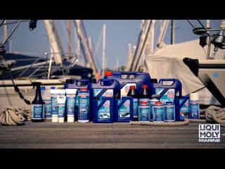 Liqui moly marine - долговечность службы лодочных моторов