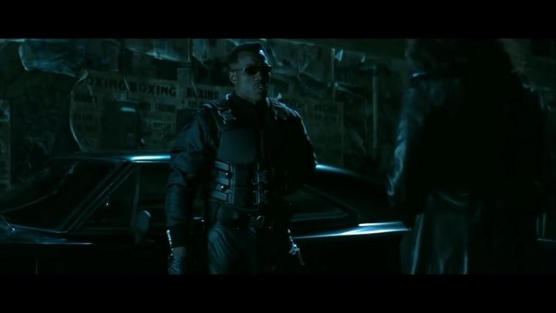 Blade - A Rescore by Kilbourne [Trailer]