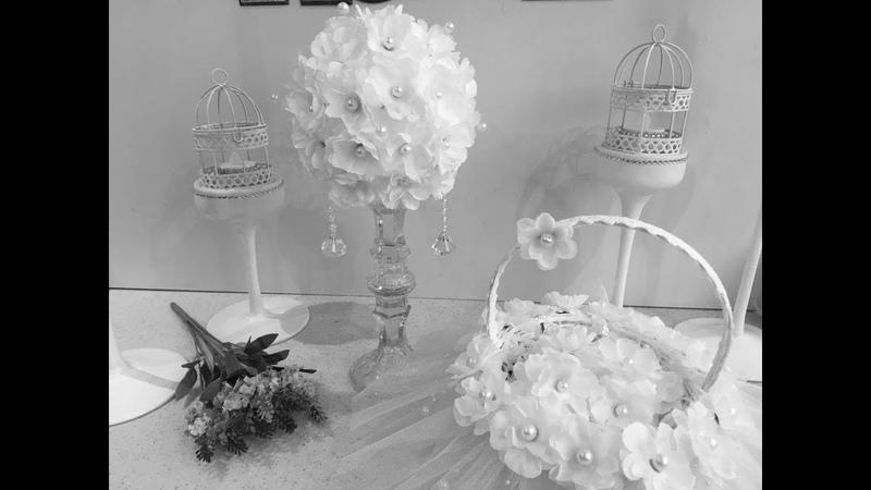 Fix price- поделка! МК- топиарий своими руками. Декор/DIY topiary for decor