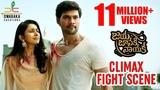 Jaya Janaki Nayaka Movie | Climax Fight Scene | Bellamkonda Srinivas | Rakul Preet | Pragya Jaiswal