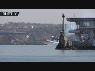 Фрегат «Адмирал Макаров» направился в Средиземное море
