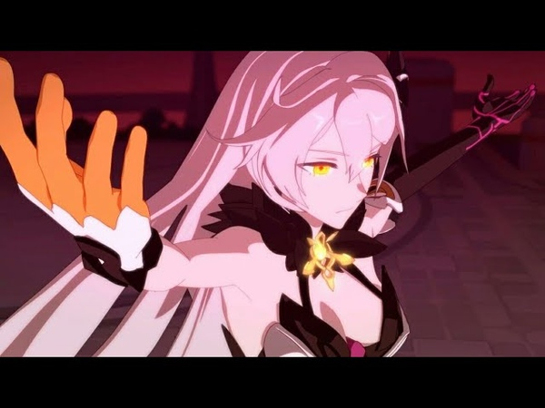 Honkai Impact 3 (崩坏3rd) - Full Animation after story chapter 8「女王降临」