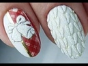New Winter Nail Art Designs | The Best Christmas and New Year Nail Art Tutorials 65
