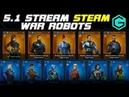 ТОП АНГАР МК 1! Возможности Ангара МК1 с ПИЛОТАМИ! TOP Hangar MK1 War Robots