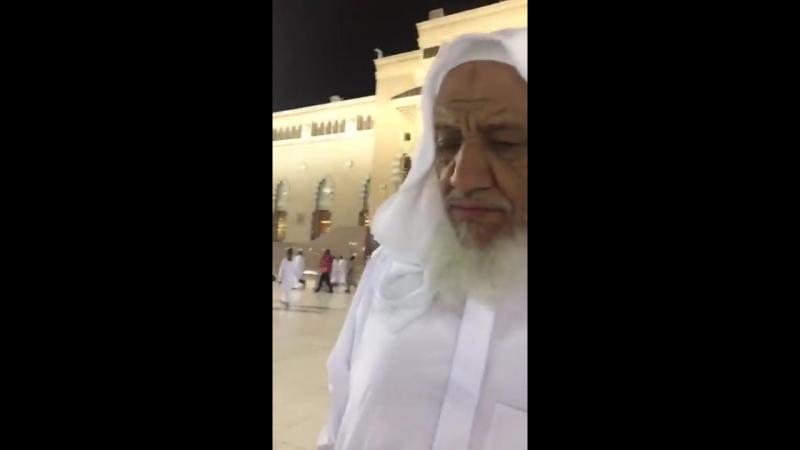 نصيحة غالية لفضيلة شيخنا عبدالله محمد الأمين الشنقيطي حفظه الله