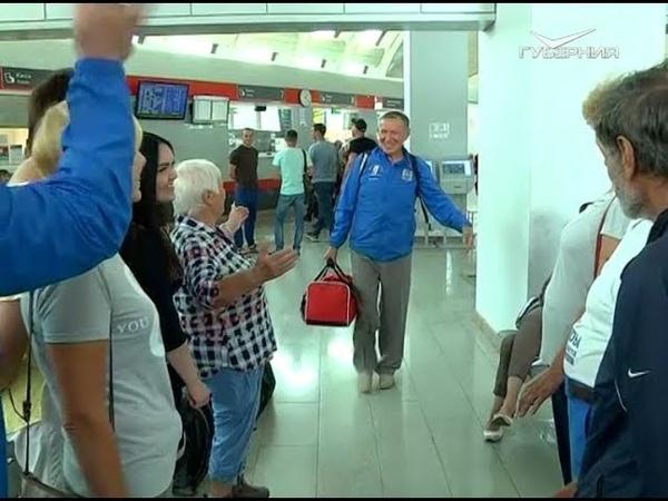 Самарские бабушки и дедушки выступят на Олимпийских играх для пенсионеров
