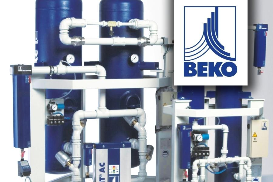 BEKO Technologies. Талашов Д. Арматура в пневмосистемах промышленных предприятий - Изображение