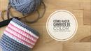 Cómo hacer cambios de color casi perfectos en ganchillo o crochet