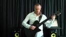 UFO Belladonna Guitar Cover (Guitar school)-Гитарная школа