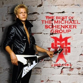Michael Schenker Group альбом The Best of The Michael Schenker Group (1980-1984)