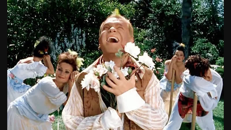 720 Моисеев Крыжовник Антонио Заходите в мой сад Безумный день или Женитьба Фигаро 2003