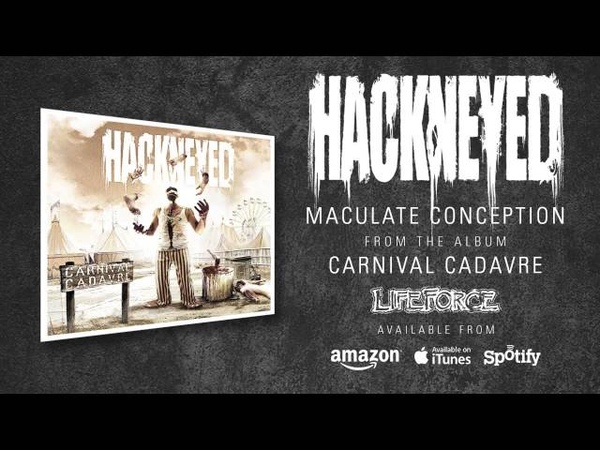HACKNEYED - Maculate Conception (album track)