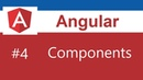 Angular 7 Tutorial - 4 - Components