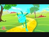 Stand Up, Sit Down - Actions Songs for Children - Kindergarten, Preschool ESL - Fun Kids English