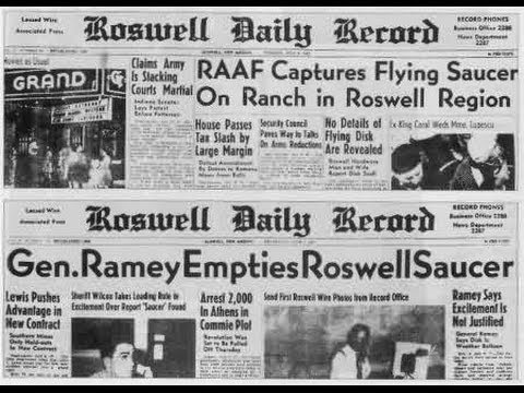 Roswell Alien Interview Revisited ➱ Full Version Including Intro. Postscript