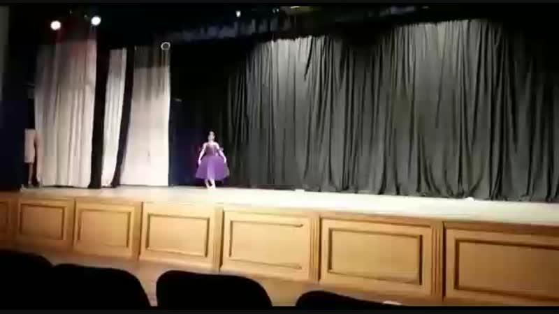 Вариация Феи Сирени из балета Спящая красавица