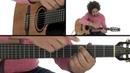 Brazilian Jazz Guitarra - Chord Substitution Ideas - Diego Figueiredo Guitar Lesson