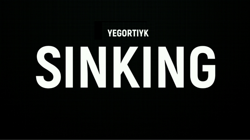 Yegortiyk-Sinking (time-lapse of landscapes)