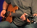 DBZ Guitars Imperial FM video review demo Guitarist Magazine