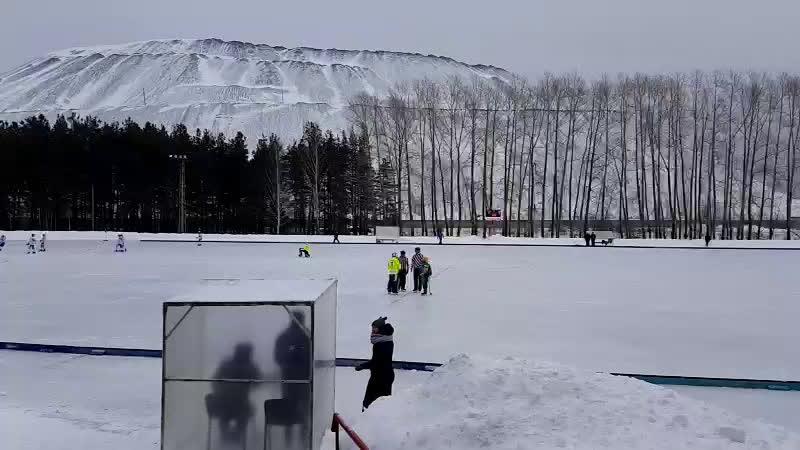 Финал: Родина г. Киров - Водник г. Архангельск