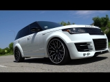 Range Rover. Forgiato