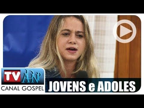 KAREN CARDIM - ENTENDA O QUE É DAR PRIORIDADE AO SENHOR JESUS - Congresso de JOVENS e ADOLESCENTES