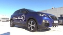 2019 Peugeot 3008 2.0 BlueHDi GT Line. Start Up, Engine, and In Depth Tour.