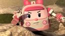 Робокара Поли - 8 Марта! Сборник про девочек Эмбер, Джин, Клини - Мультики