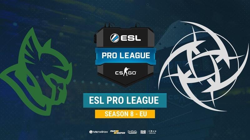 Heroic vs NiP ESL Pro League EU bo1 de train ceh9