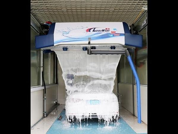 Leisuwash 360 Mini Automatic Affordable Touchless Car Wash Equipment