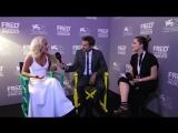 Интервью Леди Гаги и Брэдли Купера для FRED