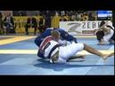 2015 Pan Jiu-Jitsu Championship - Black Belt Open Class Semi Final Alexander Trans x Bernardo Faria
