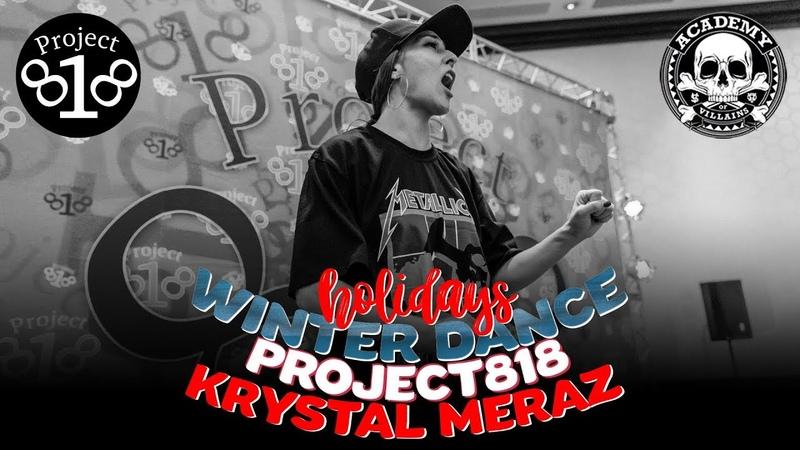 AOV Krystal Meraz ❄ WDH19 ❄ Winter Dance Holidays 2019 ❄ DAY 01 ❄ Hype, Disto