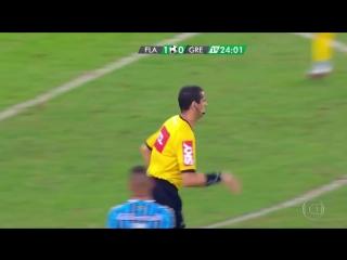 Flamengo 1 x 0 Grêmio - Melhores Momentos (Globo 60fps) Copa do Brasil 15_08