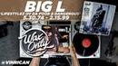 Discover Samples On Big L's 'Lifestylez Ov Da Poor Dangerous' WaxOnly