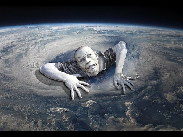 Как американцы пытались пробить купол Плоской Земли в Антарктиде