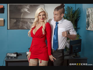 brazzers жопа Mixed Message Mailboy Brittany Andrews & Xander Corvus BTAW Big Tits At Work November 07, 2018