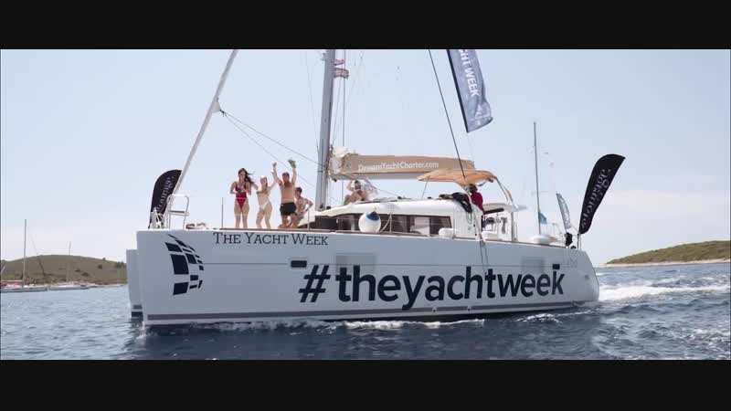 The Yacht Week x Ultra Festival