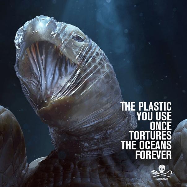 По всему миру запустили акцию о защите окружающей среды, которая не оставит вас равнодушным.