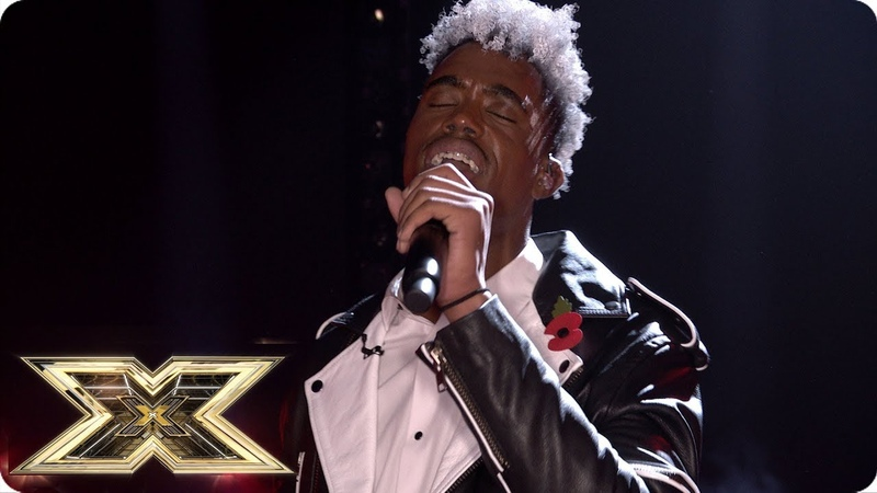 Dalton Harris sings Radiohead's Creep on Fright Night Live Shows Week 3 The X Factor UK 2018