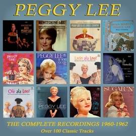Peggy Lee альбом The Complete Recordings 1960-1962